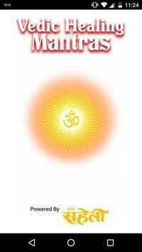 Vedic Healing Mantras poster