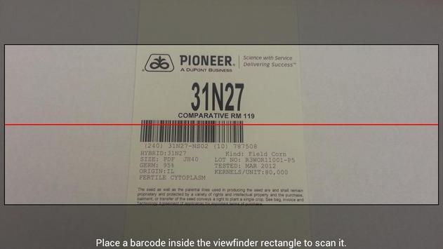 Pioneer Field360™ Plantability screenshot 1
