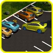 Driving School Pro 3D Parking icon