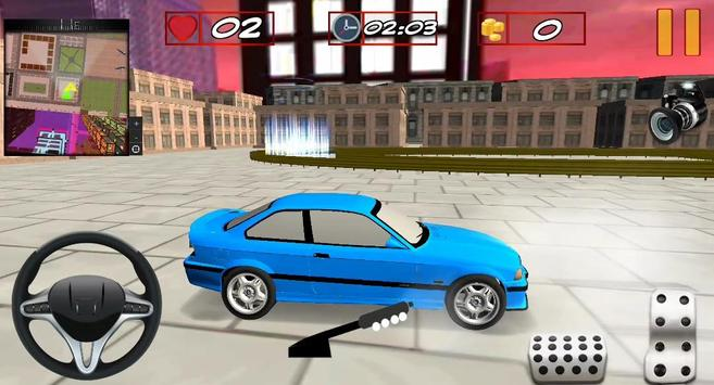 Driving School Pro 3D Parking apk screenshot