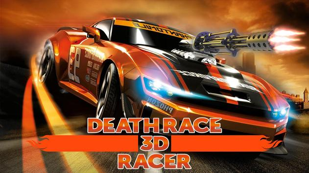 Mad Death Race: Max Road Rage poster