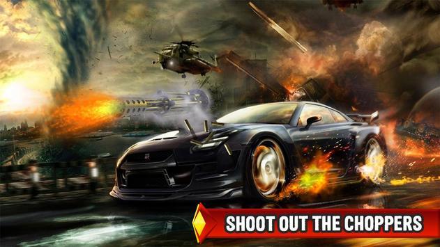 Mad Death Race: Max Road Rage screenshot 2