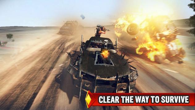 Mad Death Race: Max Road Rage screenshot 3