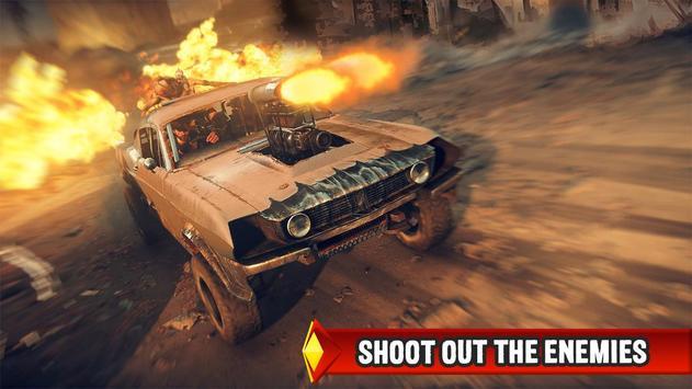 Mad Death Race: Max Road Rage apk screenshot