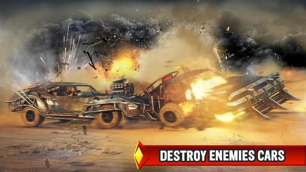 Mad Death Race: Max Road Rage screenshot 8