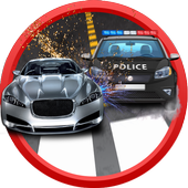Chasing Cars Police Pursuit Hot Chase icon