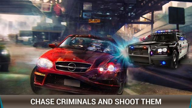 Chasing Cars Police Pursuit Hot Chase poster