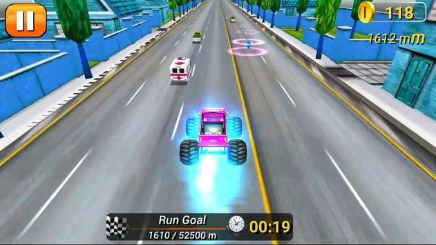 Smash Cars City Racer 3D screenshot 6