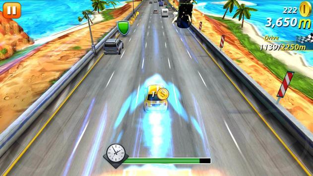 Smash Cars City Racer 3D screenshot 2