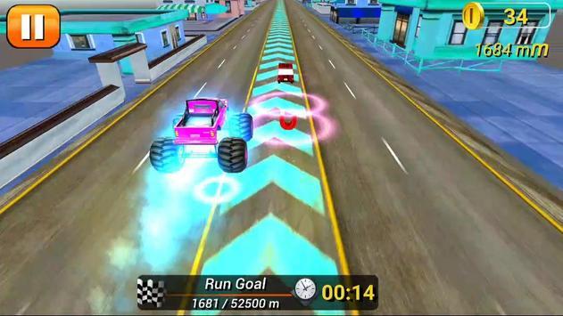 Smash Cars City Racer 3D screenshot 3