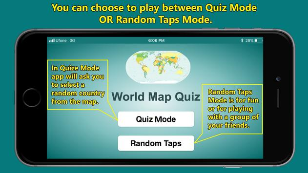 World map geography quiz for android apk download world map geography quiz poster world map geography quiz captura de pantalla gumiabroncs Choice Image