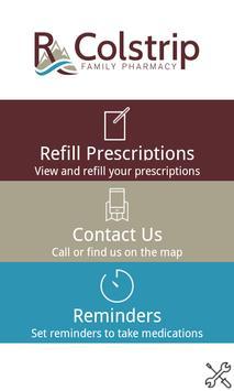 Colstrip Family Pharmacy poster