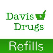 Davis Drugs IN icon