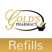 Gold's Pharmacy icon