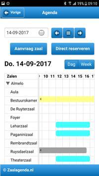 Zaalagenda screenshot 3
