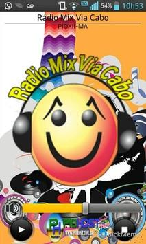 Radio Mix Via Cabo poster
