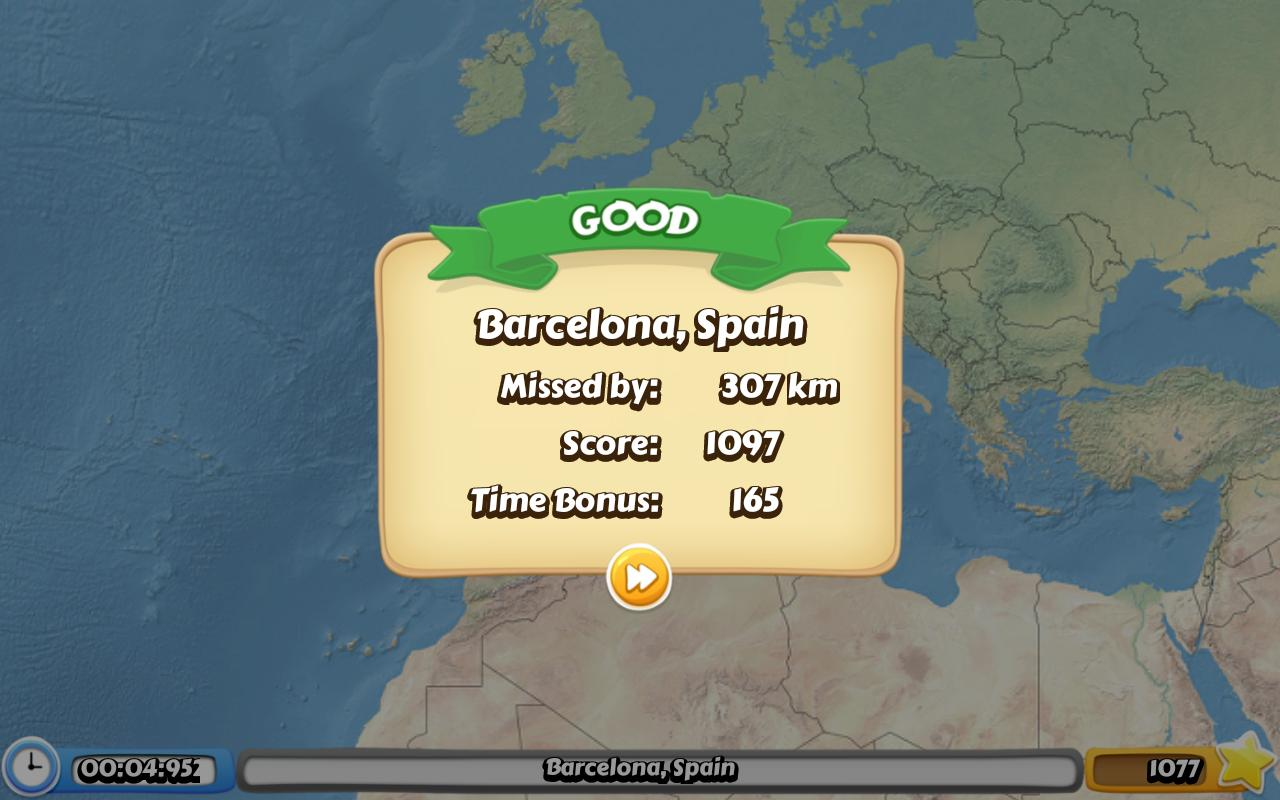 Flag the map geography quiz apk download free trivia game for flag the map geography quiz apk screenshot gumiabroncs Gallery