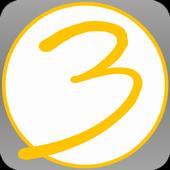 3 - Tap the Triple Tile icon