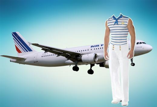 Pilot Dress Changer screenshot 1