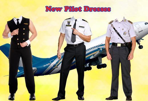 Pilot Dress Changer screenshot 2
