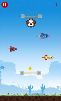 Bouncing Birds: Arcade Game poster