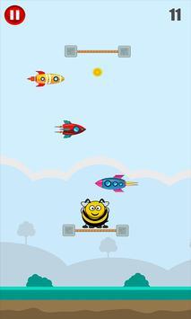 Bouncing Birds: Arcade Game screenshot 1