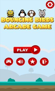 Bouncing Birds: Arcade Game screenshot 3