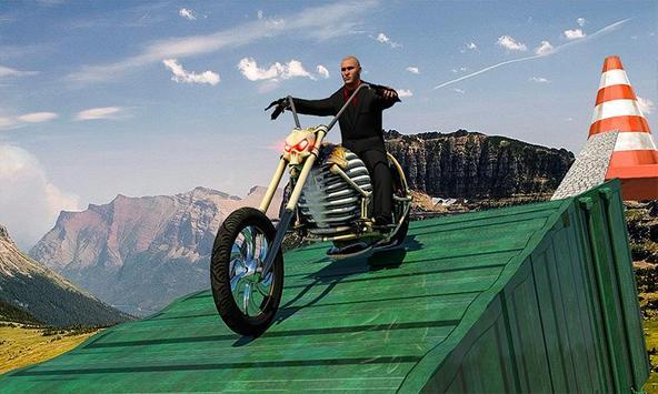 Tricky Bike Stunt Manager poster