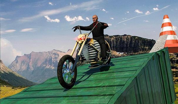 Tricky Bike Stunt Manager screenshot 12