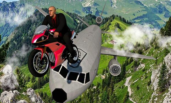 Tricky Bike Stunt Manager screenshot 1