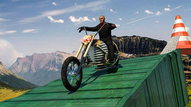 Tricky Bike Stunt Manager screenshot 6