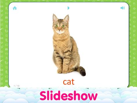 Animal sounds and flashcards for Kids screenshot 8