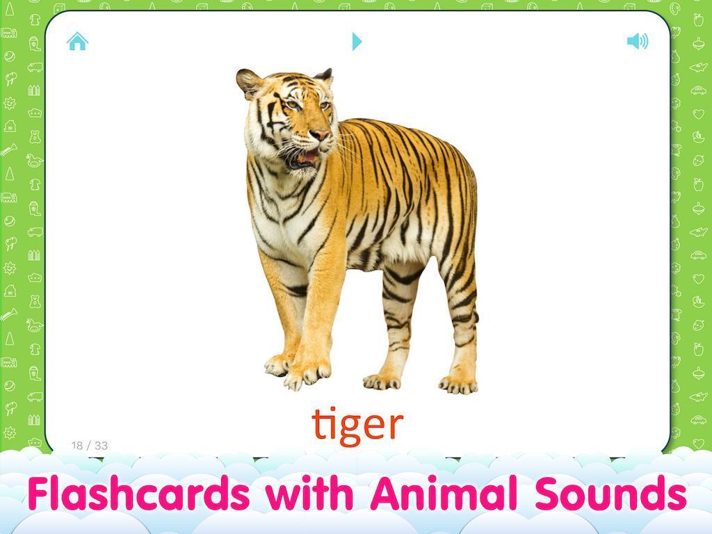 Тигр картинка для английского ископаемого моллюска