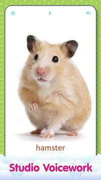 Animal sounds and flashcards for Kids screenshot 2