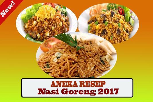 Aneka Resep Nasi Goreng 2017 poster