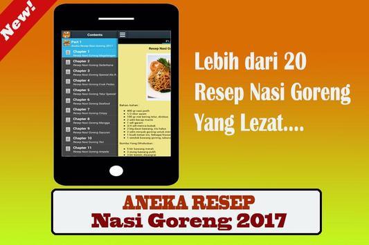 Aneka Resep Nasi Goreng 2017 apk screenshot