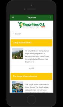 Wisata Bogor (Bogor Hangout) apk screenshot