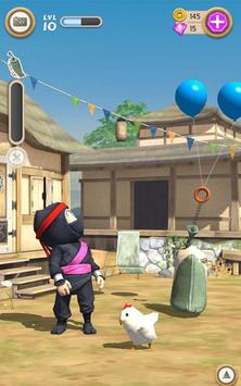 Free Clumsy Ninja Guide poster