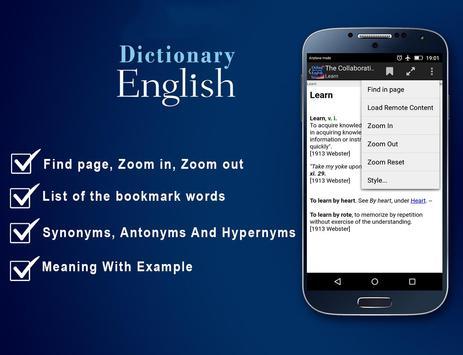 Cambridge English Dictionary screenshot 3