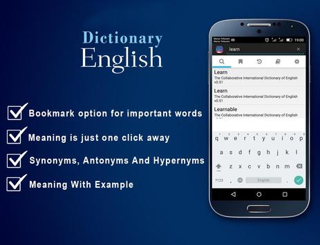 Cambridge English Dictionary screenshot 1