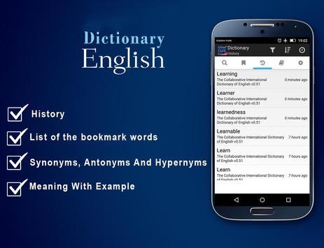 Cambridge English Dictionary screenshot 4