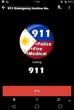 911 Pilipinas Emergency App poster