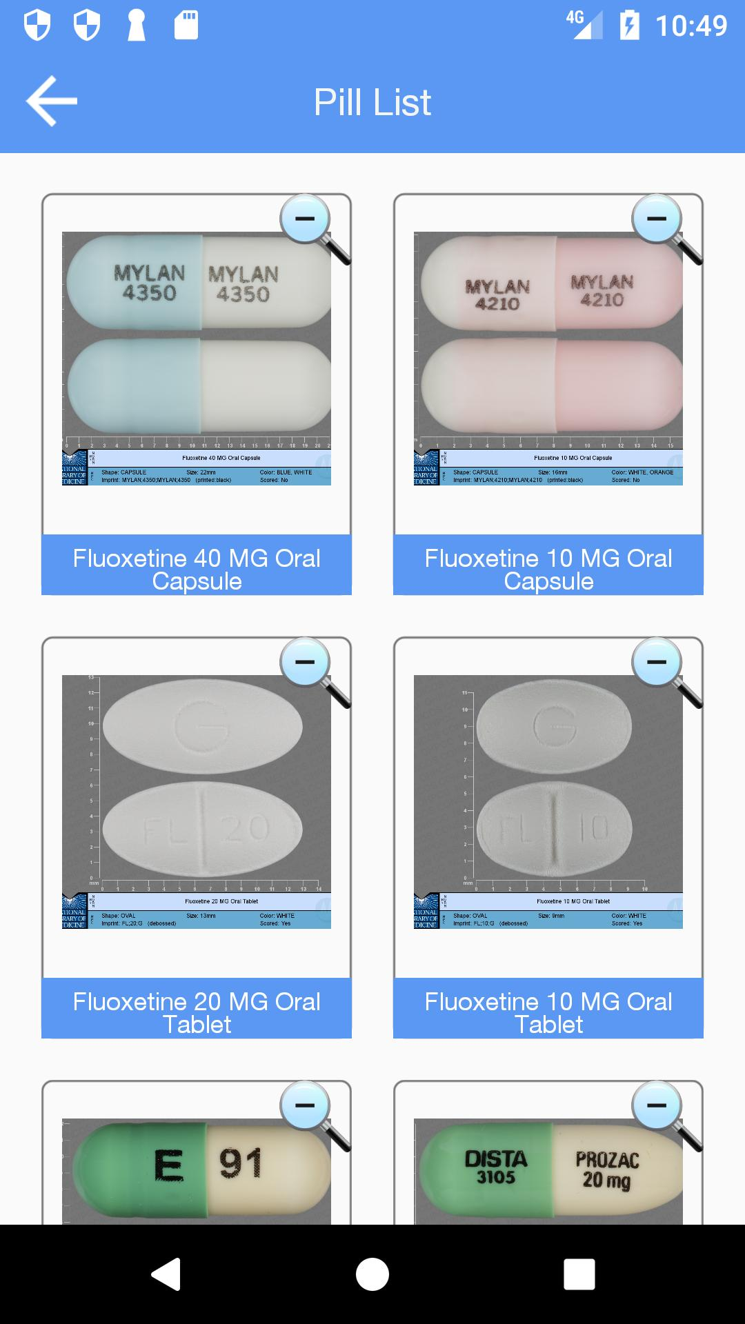 Pill Identifier Pro and Drug Info for Android - APK Download