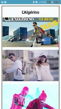 L'Algérino Videos Musicales Lyric poster