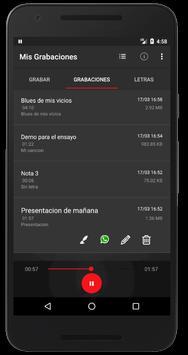 Bandapp screenshot 1