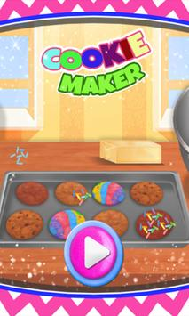 Happy Cookies Maker Cafe Master poster