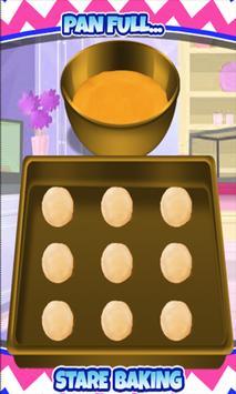 Happy Cookies Maker Cafe Master apk screenshot