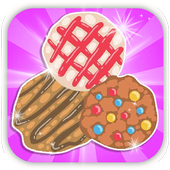 Happy Cookies Maker - Cooking Game icon