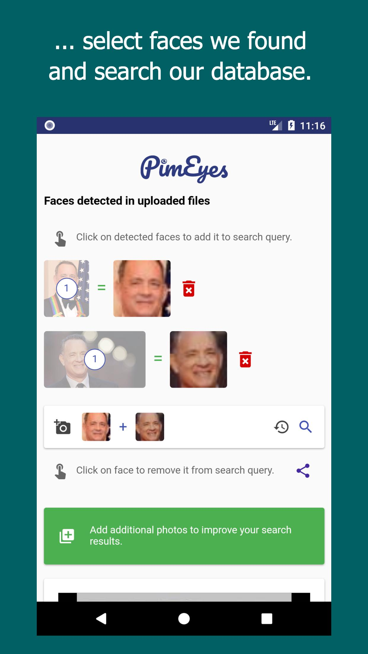 PimEyes for Android - APK Download