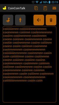 CoinCoinTalk apk screenshot